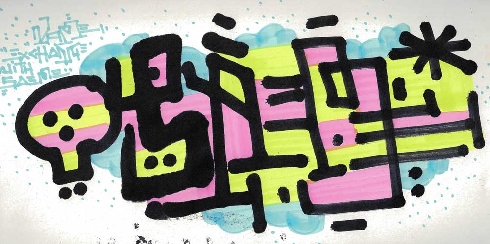 Saeme Tag by Hyperactivity