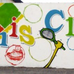Décoration pour le Tennis Club de Sommerviller par Hyperactivity
