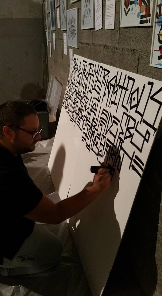 Retour en images sur l'Exposition d'art contemporain Actimetal à St-Dié des Vosges 88 octobre 2015