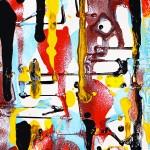 Trouble Obsessionnel, Composition calligraphique expérimentale