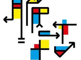 HPRCTVT - composition typographique vectorielle expérimentale par Hyperactivity