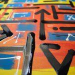 san-gennaro-peinture-abstraite-art-primitif-hyperactivity-rocks-2016 - 14
