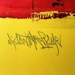 """""""Misanthropisme"""", sérigraphie d'art imprimée en tirage limité par Hyperactivity Rocks en 2016"""