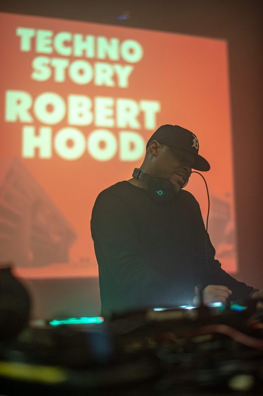 Robert Hood Techno Story 8